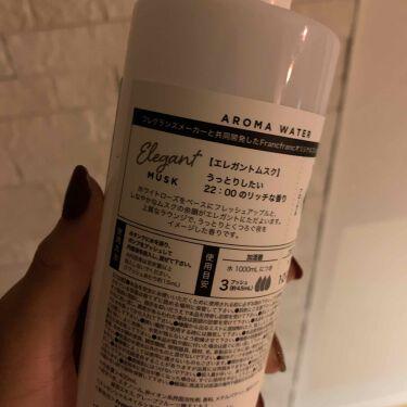 アロマウォーター/香水(その他)を使ったクチコミ(2枚目)