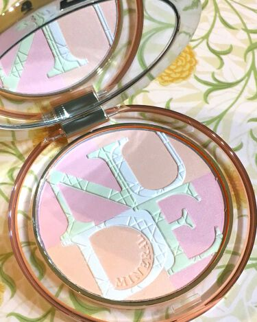ディオールスキン ミネラル ヌード グロウ パウダー/Dior/プレストパウダーを使ったクチコミ(1枚目)