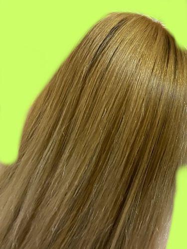 【画像付きクチコミ】人生2度目⁈のセルフブリーチ。気になってた、got2bボンディング・ブリーチを買ってみました♡ᵎᵎᵎほんまに切れにくそう(ノ)•ω•(ヾ)✨ブリーチなので多少は絶対傷んでますが、元々傷んでる私の髪からしたら逆にちょっとサラサラなってへ...