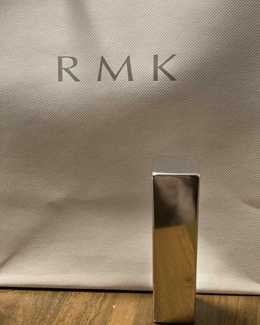リップスティック コンフォート エアリーシャイン/RMK/口紅を使ったクチコミ(1枚目)