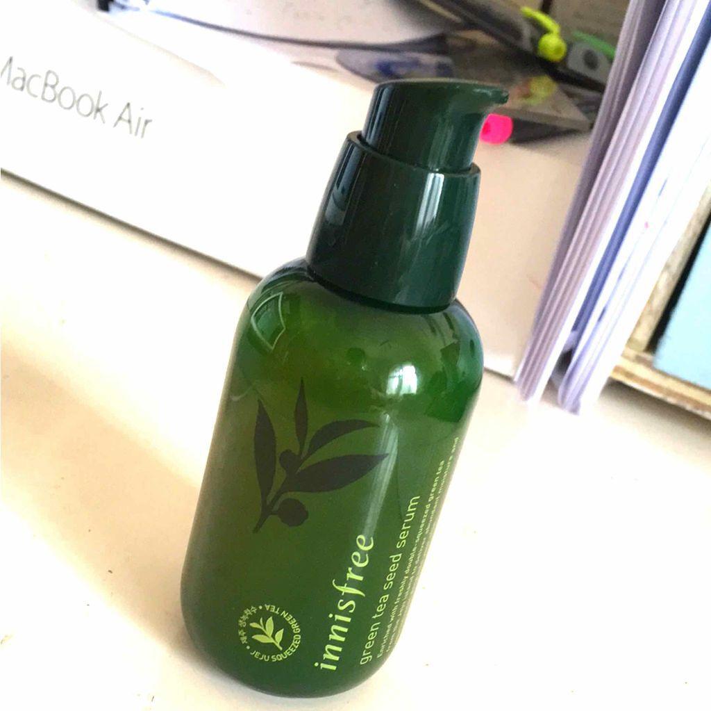 イニスフリー The green tea seed serum