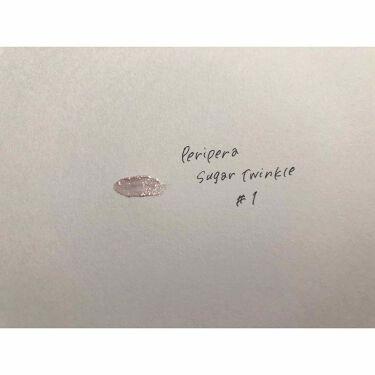 シュガー トゥインクル リキッド シャドウ/PERIPERA/ジェル・クリームアイシャドウを使ったクチコミ(2枚目)