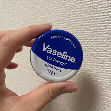 ヴァセリン リップ モイストシャイン オリジナル/ヴァセリン/リップケア・リップクリームを使ったクチコミ(1枚目)