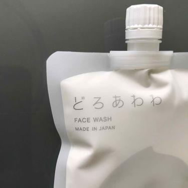 どろ豆乳石鹸 どろあわわ/健康コーポレーション/洗顔フォームを使ったクチコミ(1枚目)