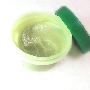 SKINFOOD ブラックシュガーパーフェクトエッセンシャルスクラブ 2X マスカット/SKINFOOD/洗い流すパック・マスクを使ったクチコミ(2枚目)