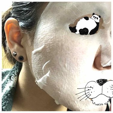 アミノモイスト うるうる美白ミルクマスク/ミノン/シートマスク・パックを使ったクチコミ(2枚目)