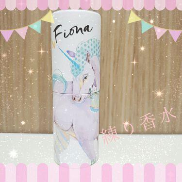 パフュームスティック フィオナ/ヴァシリーサ/香水(その他)を使ったクチコミ(1枚目)
