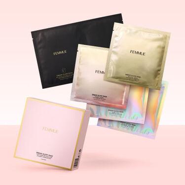 2020/11/1発売 FEMMUE ドリームグロウマスク ホリデーコンプリートセット