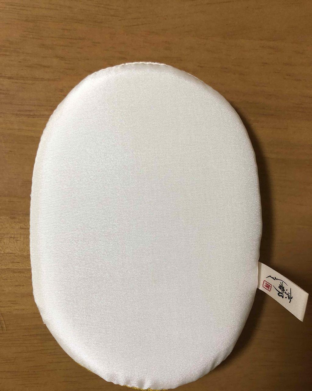 京都シルク 絹羽二重 球の肌パフ