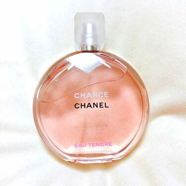 なーさんの「CHANELチャンス オー タンドゥル オードゥ トワレット(ヴァポリザター)<香水(レディース)>」を含むクチコミ