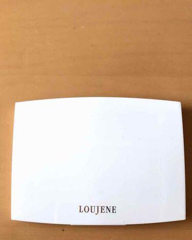12色アイシャドウパレット/LOUJENE/パウダーアイシャドウを使ったクチコミ(1枚目)