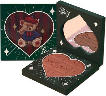 Love Bear ブラッシュ シナモンチョコレート