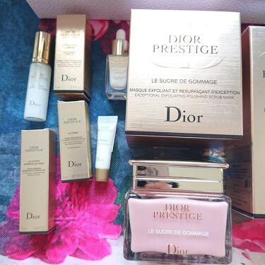 プレステージ ソヴレーヌ オイル/Dior/フェイスオイルを使ったクチコミ(4枚目)