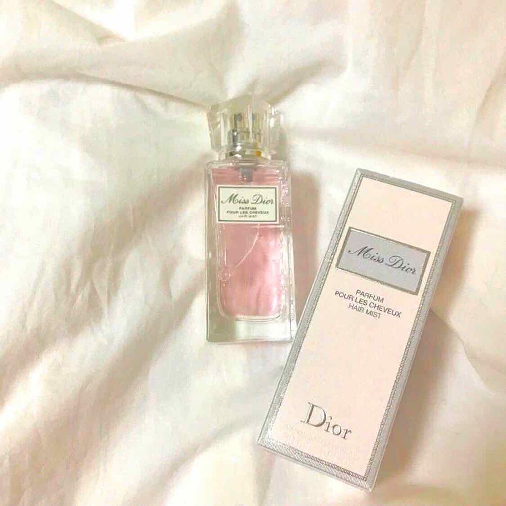 separation shoes bc2a0 658e9 ミス ディオール ヘア ミスト Diorの口コミ「ミスディオールの ...