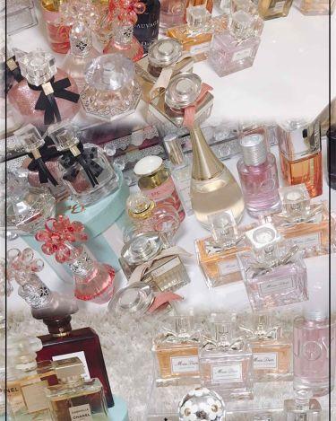 かぽさんの「ディオールミス ディオール ブルーミング ブーケ(オードゥトワレ)<香水(レディース)>」を含むクチコミ