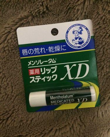 メンソーレタム薬用リップ/メンソレータム/リップケア・リップクリームを使ったクチコミ(1枚目)