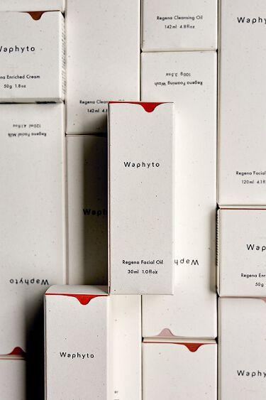 【画像付きクチコミ】Waphytoは4Esの考え方に基き、環境負荷低減を推進します。Reduce、Reuse、RecycleそしてUpcycleを掲げ、容器や販促物において、できる限り環境負荷の少ない選択肢へ。紙箱には植物残渣を活用した再生紙、ラベルには...