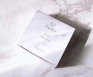 ピールソープ/DeAU(デアウ)/洗顔石鹸を使ったクチコミ(2枚目)