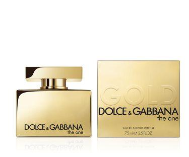 2021/10/1発売 DOLCE&GABBANA BEAUTY ザ・ワン ゴールド オードパルファム インテンス