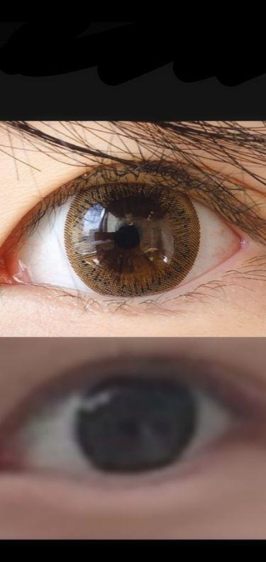 スウィートシリーズ  スウィートブラウン/eye closet/その他を使ったクチコミ(2枚目)