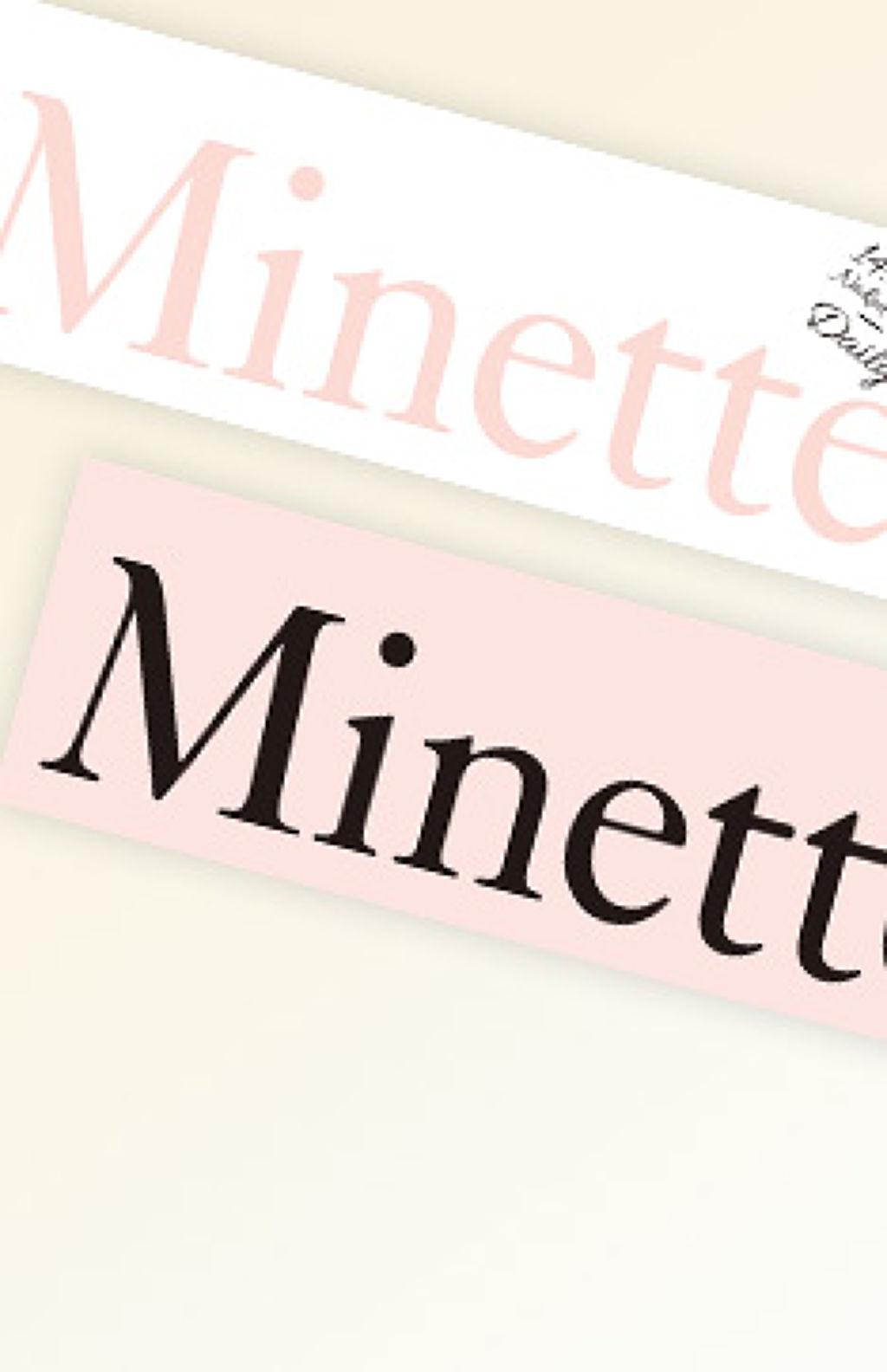 Minette Minette