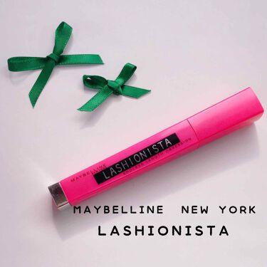 ラッシュニスタ N/MAYBELLINE NEW YORK/マスカラを使ったクチコミ(1枚目)