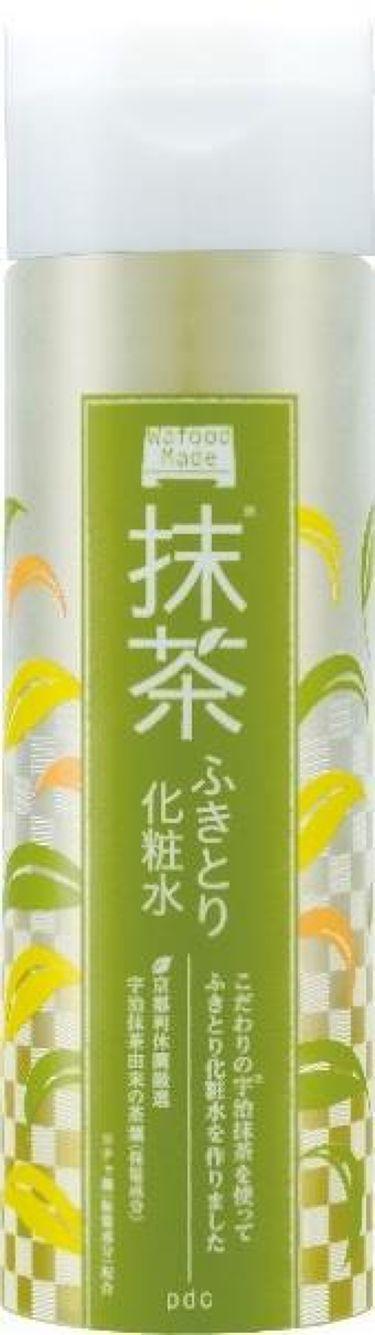2020/3/24発売 pdc ワフードメイド 宇治抹茶ふきとり化粧水