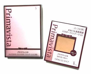 優花さんの「ソフィーナ プリマヴィスタくずれにくい きれいな素肌質感パウダーファンデーション<パウダーファンデーション>」を含むクチコミ