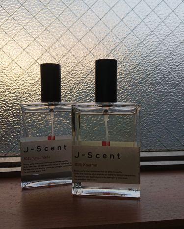 J-Scent フレグランスコレクション 和肌/J-Scent(ジェイセント)/香水(レディース)を使ったクチコミ(1枚目)