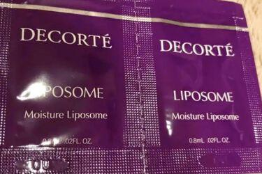 モイスチュア リポソーム/COSME DECORTE/美容液を使ったクチコミ(5枚目)