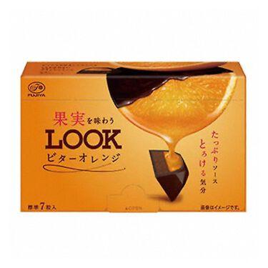 果実を味わうルック(ビターオレンジ) 不二家