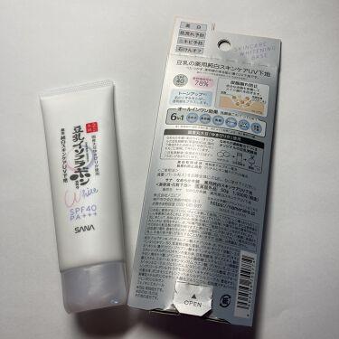 薬用美白スキンケアUV下地/なめらか本舗/化粧下地を使ったクチコミ(2枚目)