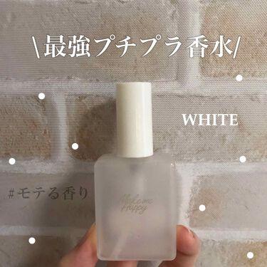 メイクミーハッピー フレグランスウォーター/キャンメイク/香水(レディース)を使ったクチコミ(1枚目)