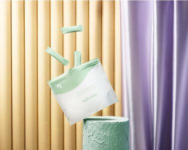 2020/11/13発売 mgb skin CICA POWDER WASH