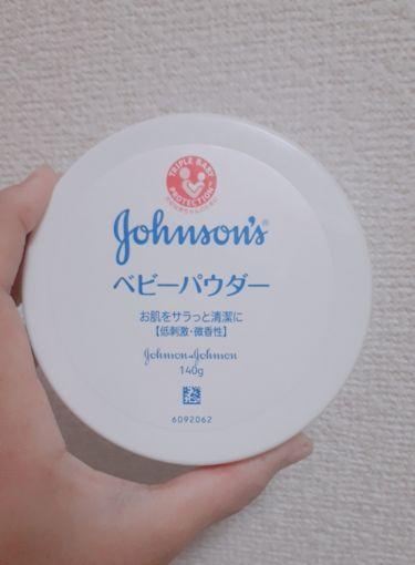 ジョンソン ベビーパウダー/ジョンソンベビー/デオドラント・制汗剤を使ったクチコミ(2枚目)