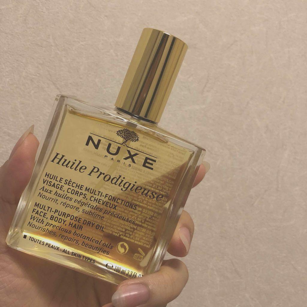 オイル nuxe ニュクス /