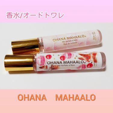 オハナ・マハロ オードトワレ <ピカケ アウリィ>/OHANA MAHAALO/香水(レディース)を使ったクチコミ(1枚目)