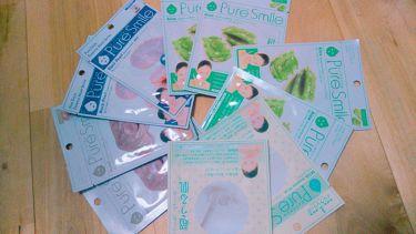 そなさんの「Pure Smile(ピュアスマイル)ミルクエッセンスマスク<シートマスク・パック>」を含むクチコミ