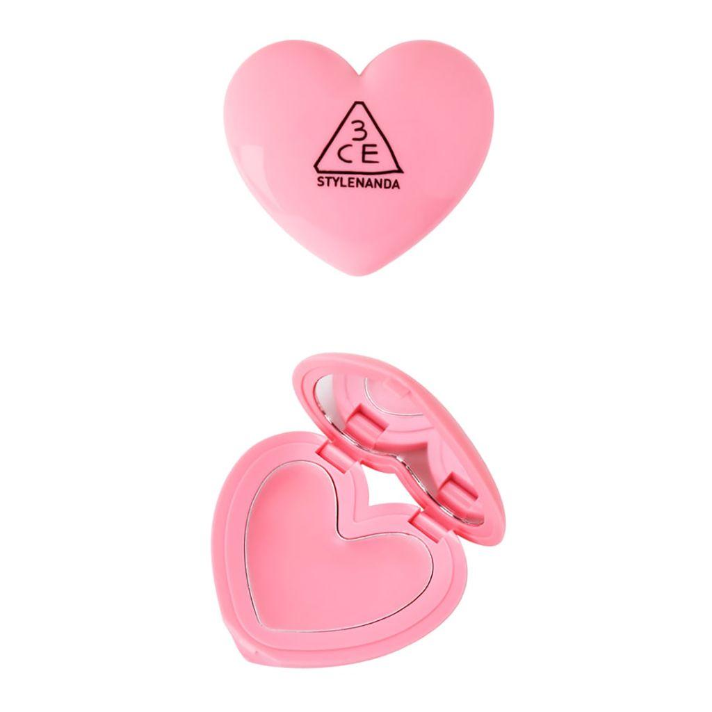 HEART POT LIP #TINTED PINK
