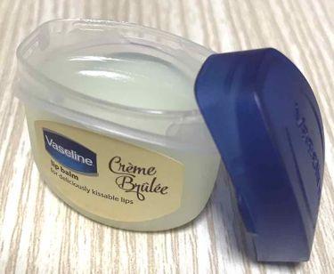 リップ クレームブリュレ/ヴァセリン/リップケア・リップクリームを使ったクチコミ(2枚目)