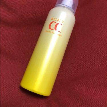 ぽんぬさんの「メンソレータム メラノCC薬用しみ対策 美白ミスト化粧水<ボディローション・ミルク>」を含むクチコミ