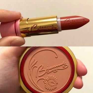 CLASSIC LIP STICK/Besame Cosmetics/口紅を使ったクチコミ(3枚目)