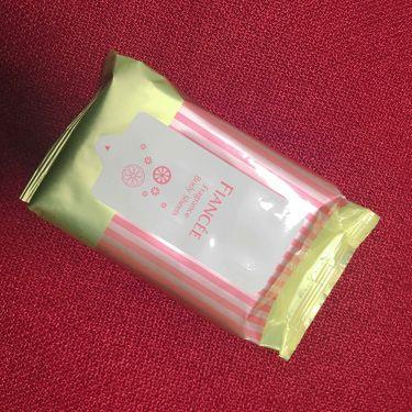 フィアンセフレグランスボディシート ピンクグレープフルーツの香り/フィアンセ/その他ボディケアを使ったクチコミ(2枚目)