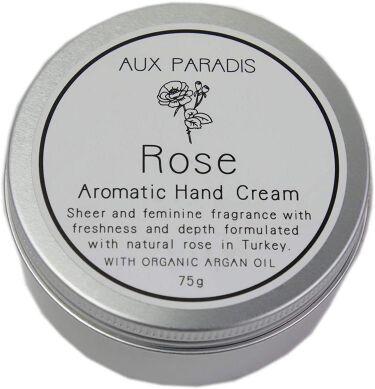 アロマティック ハンドクリーム rose