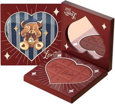Love Bear ブラッシュ レッドワインチョコレート