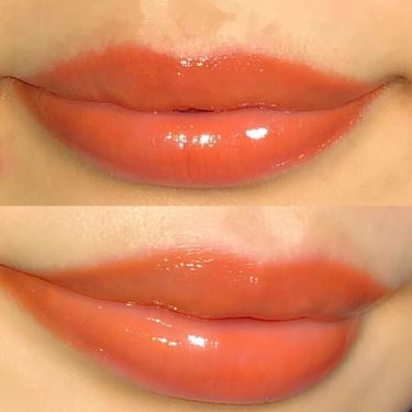 ヴェールリッチルージュ グロウ/kiss/口紅を使ったクチコミ(2枚目)