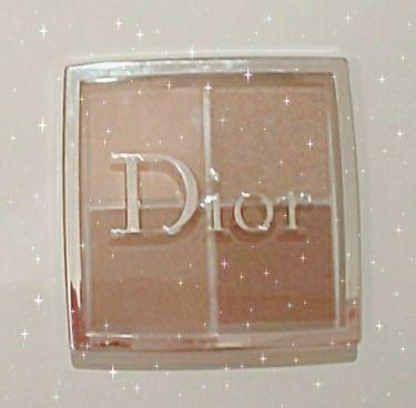 ディオール バックステージ コントゥール パレット/Dior/プレストパウダーを使ったクチコミ(3枚目)