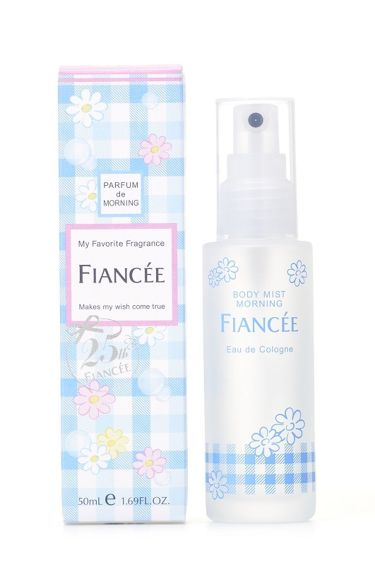 フィアンセ公式アカウントさんの「フィアンセボディミスト  はじまりの朝の香り<香水(レディース)>」を含むクチコミ