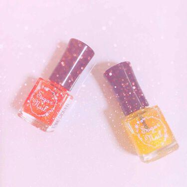 TMシュガーネイル(爪化粧料)/TM/マニキュアを使ったクチコミ(3枚目)