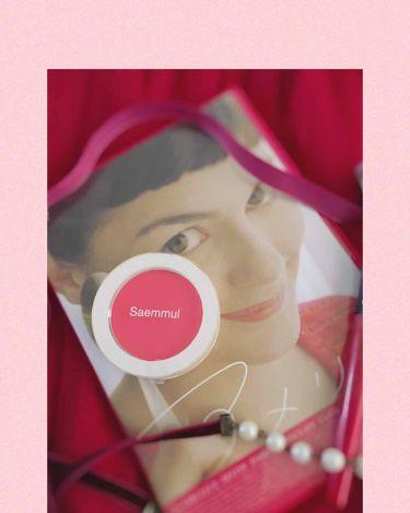 無道 沙耶さんの「the SAEM(ザセム/韓国)シングルブラッシャー<パウダーチーク>」を含むクチコミ